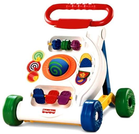 $14.99 Fisher-Price Bright Beginnings Activity Walker