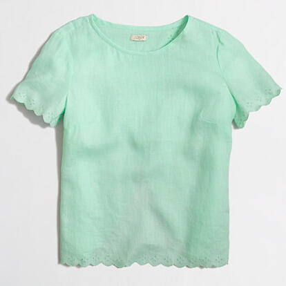 Extra 40% Off Select Summer Styles @ J.Crew Factory
