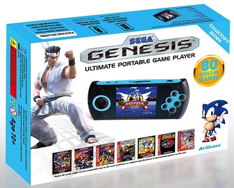 $29.99 Sega Genesis Ultimate Portable Game Player