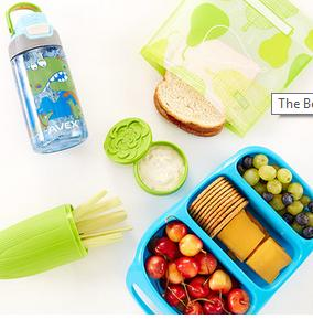 Up to 50% Off  Luch Box Sale @ Zulily.com