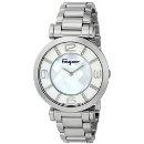 Salvatore Ferragamo Women's GANCINO DECO Stainless Steel Watch