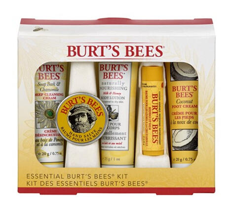 $5 Burt's Bees Essential Kit