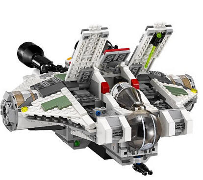 $66.31 LEGO Star Wars 75053 The Ghost Building Toy