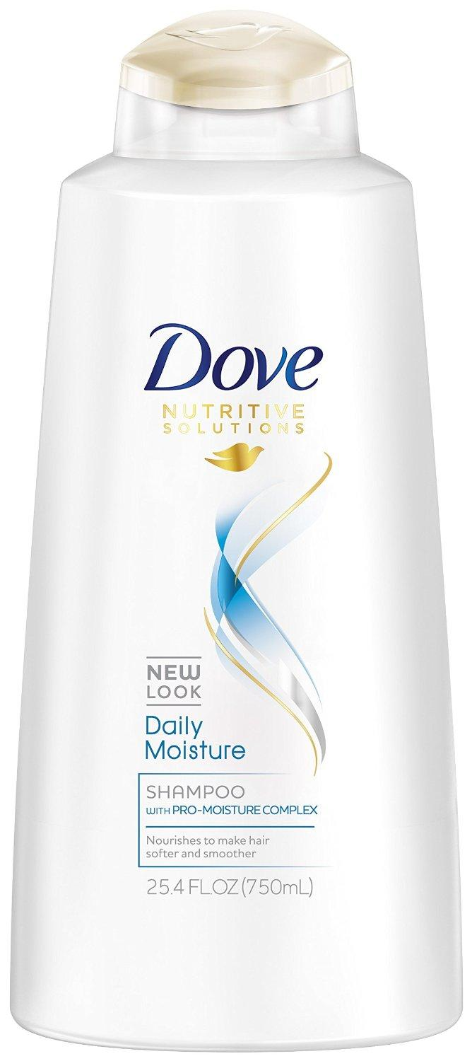 Dove Hair Therapy Daily Moisture Shampoo, 25.4 oz.