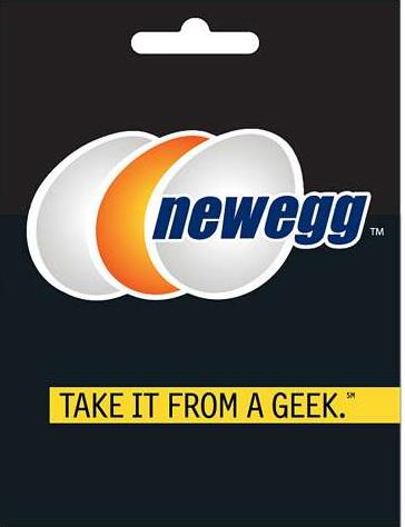 $5 Promotional Gift Card with the purchase of a $25, $50, or $100 Newegg Gift Card @ Newegg