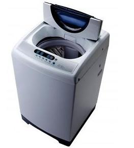 Midea 2.1 CF Portable Washer Washine Machine Hot/Cold Water Stainless Steel