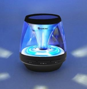 Eachine Portable Wireless Bluetooth Speaker with LED Night Lights