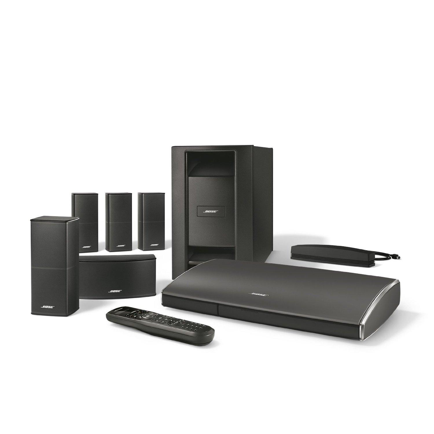 $1949 Bose Lifestyle 525 Series III Home Entertainment System
