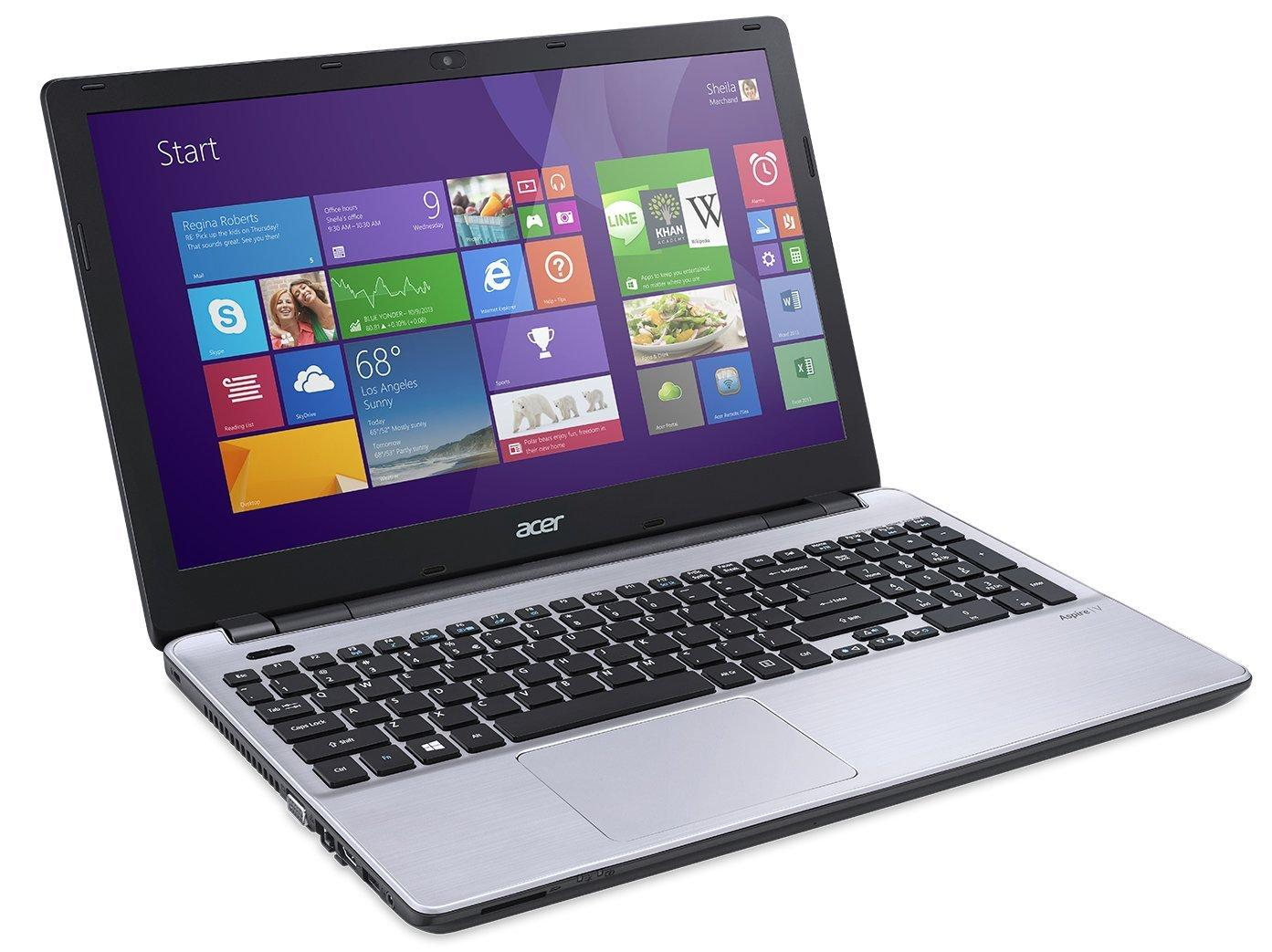 "$579.99 Acer Notebook V3-572G-76EM 1080P 15.6"" i7 5500U 2.40GHz 1TB HDD 8GB MEM GT 840M"
