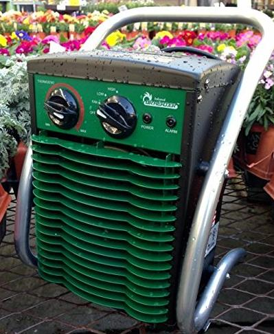 $38.4 Dr. Heater Greenhouse Garage Workshop Infrared Heater, 3000-watt, DR218-3000W