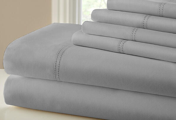 From $39.99 1,000 Thread-Count Egyptian Cotton Rich 6-Piece Sheet Set