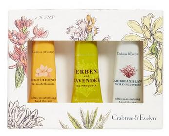 $14 Crabtree & Evelyn Ultra-Moisturizing Hand Therapy Set @ Nordstrom