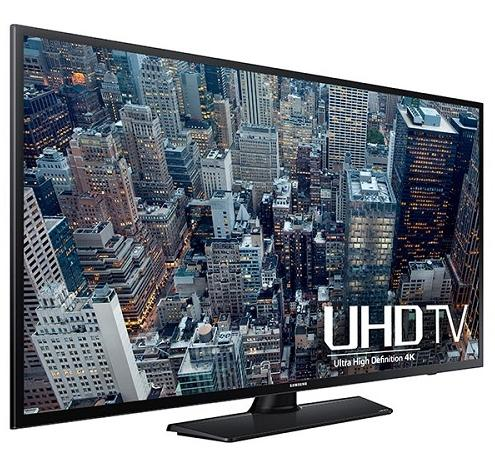 Lowest price! Samsung UN40JU6400 40-Inch 4K Ultra HD Smart HDTV