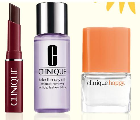 Free 3 minis + Free Shipping with orders over $30 @ Clinique