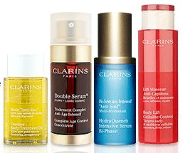 Up to 40% Off Clarins @ Cosme-De.com