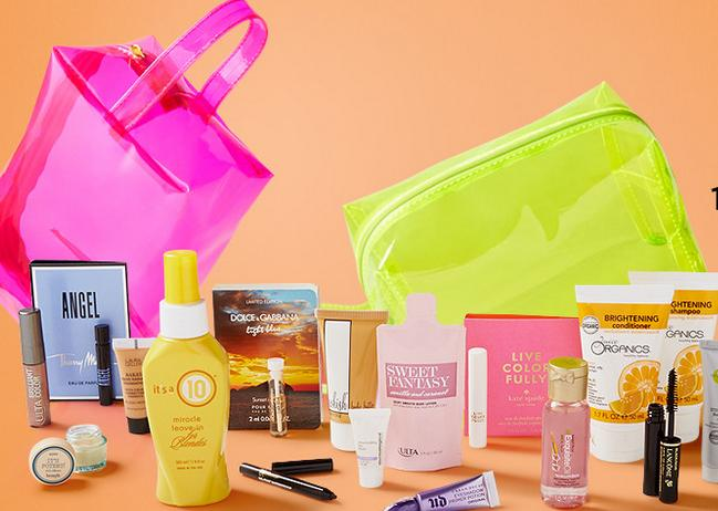 Free 17 Piece Beauty Bag with Any $60 Purchase @ ULTA Beauty
