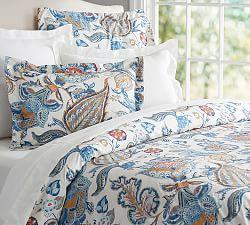 Up to 40% Off + Free Shipping Duvet Sale @ Pottery Barn