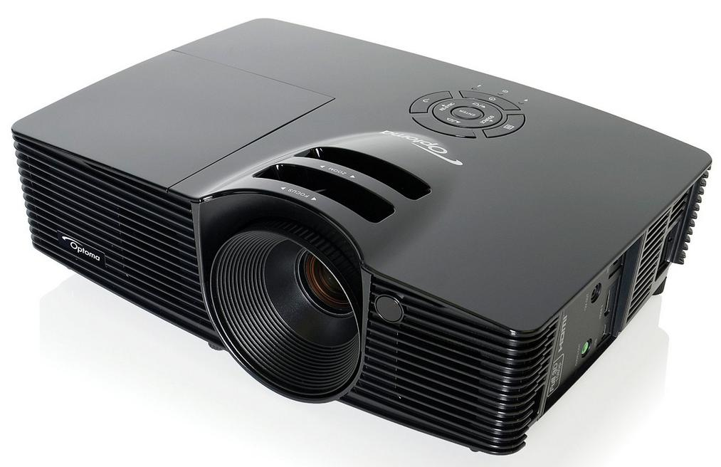 Optoma HD141X Full 3D 1080p 3000 Lumen DLP Home Theater Projector