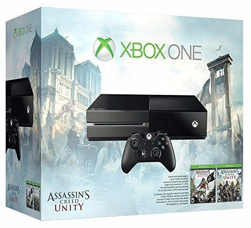 $319.99 Xbox One Assassin's Creed Unity 500GB Bundle