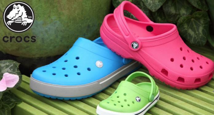 Up to 68% Off  Crocs Shoes @ 6PM.com
