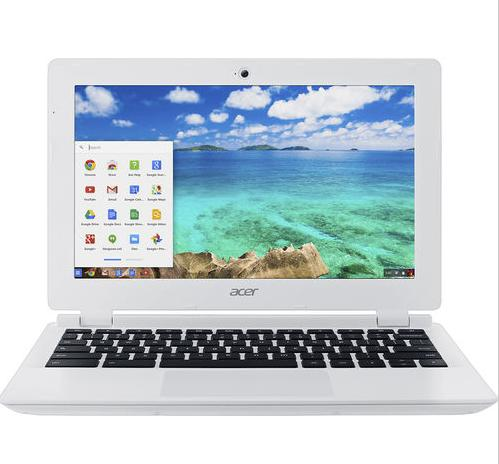 "$129 Acer 11.6"" Chromebook (Intel Celeron, 2GB Memory ,16GB eMMC Flash Memory)"