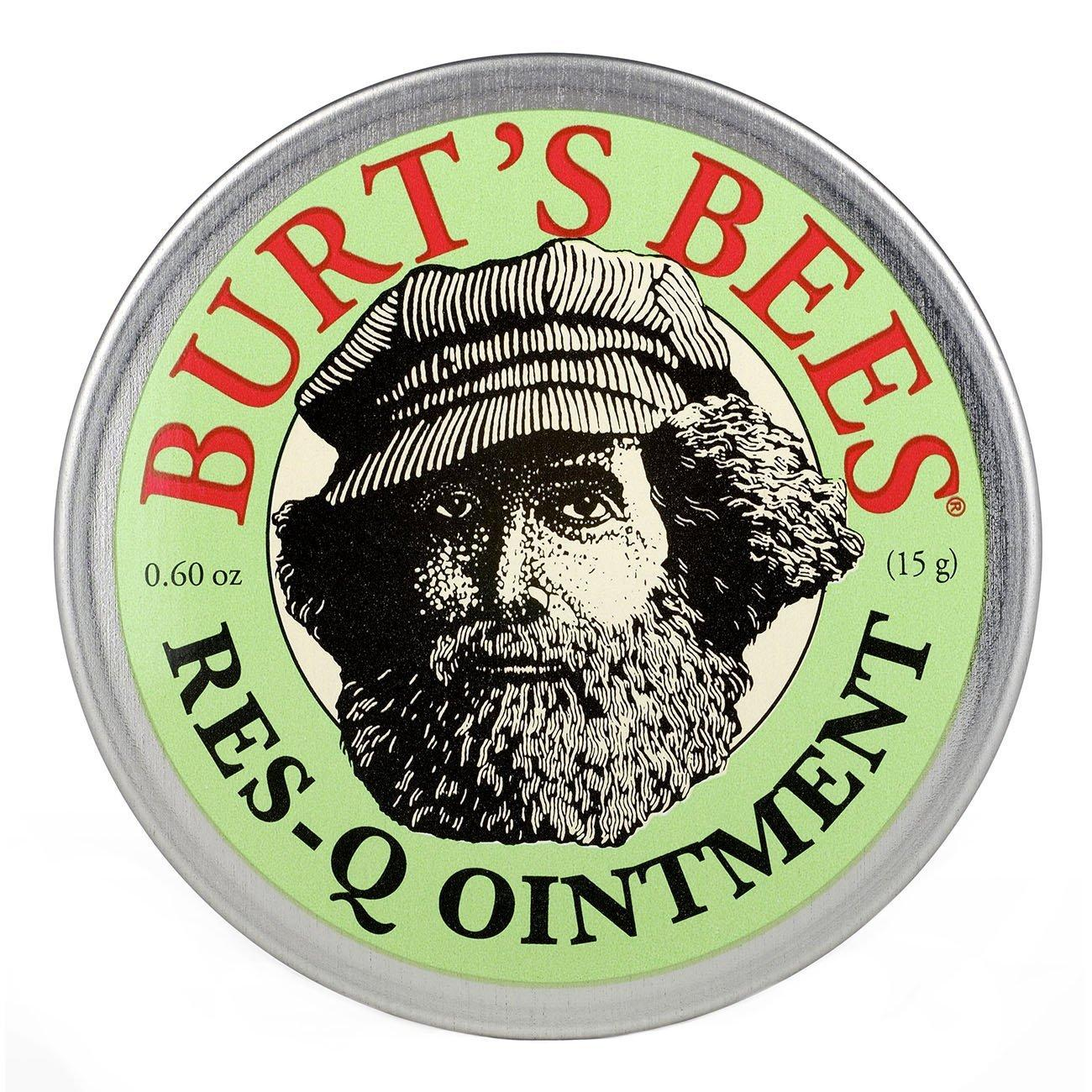 $8.99 Burt's Bees 100% Natural Res-Q Ointment, 0.3 Ounces (Pack of 6)