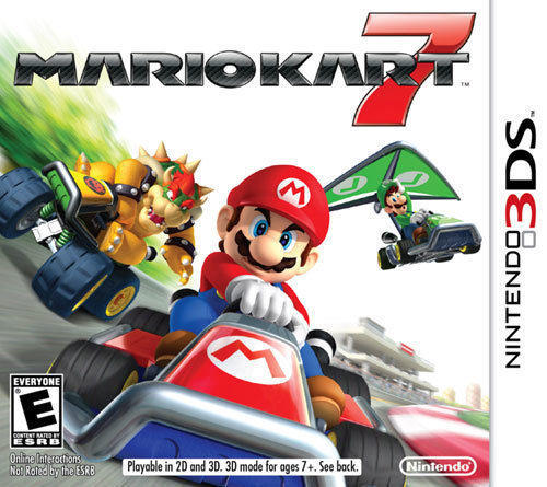 $19.99 Mario Kart 7 for Nintendo 3DS