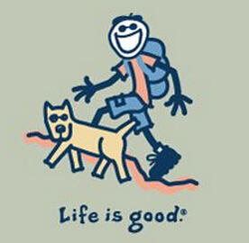From $7.14 Life is good Apparel @ Amazon.com
