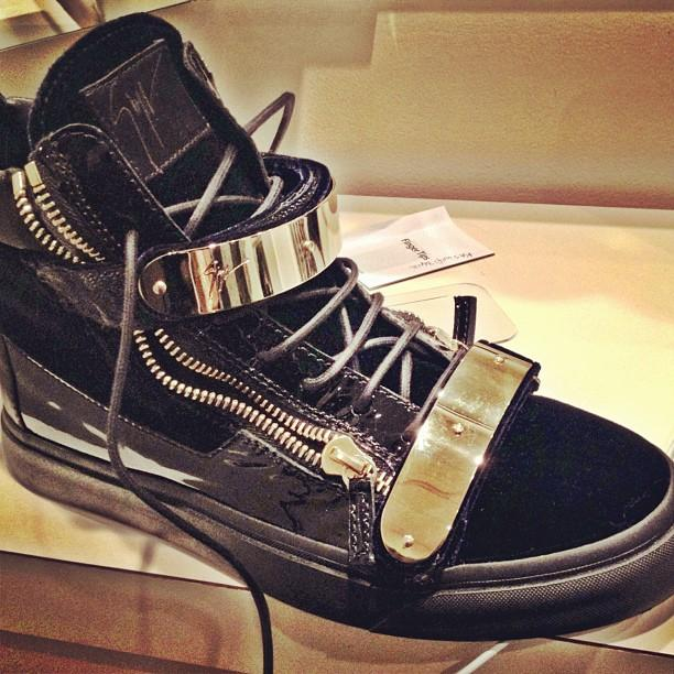 Up to $700 Gift Card Giuseppe Zanotti Sneakers Purchases @ Saks Fifth Avenue