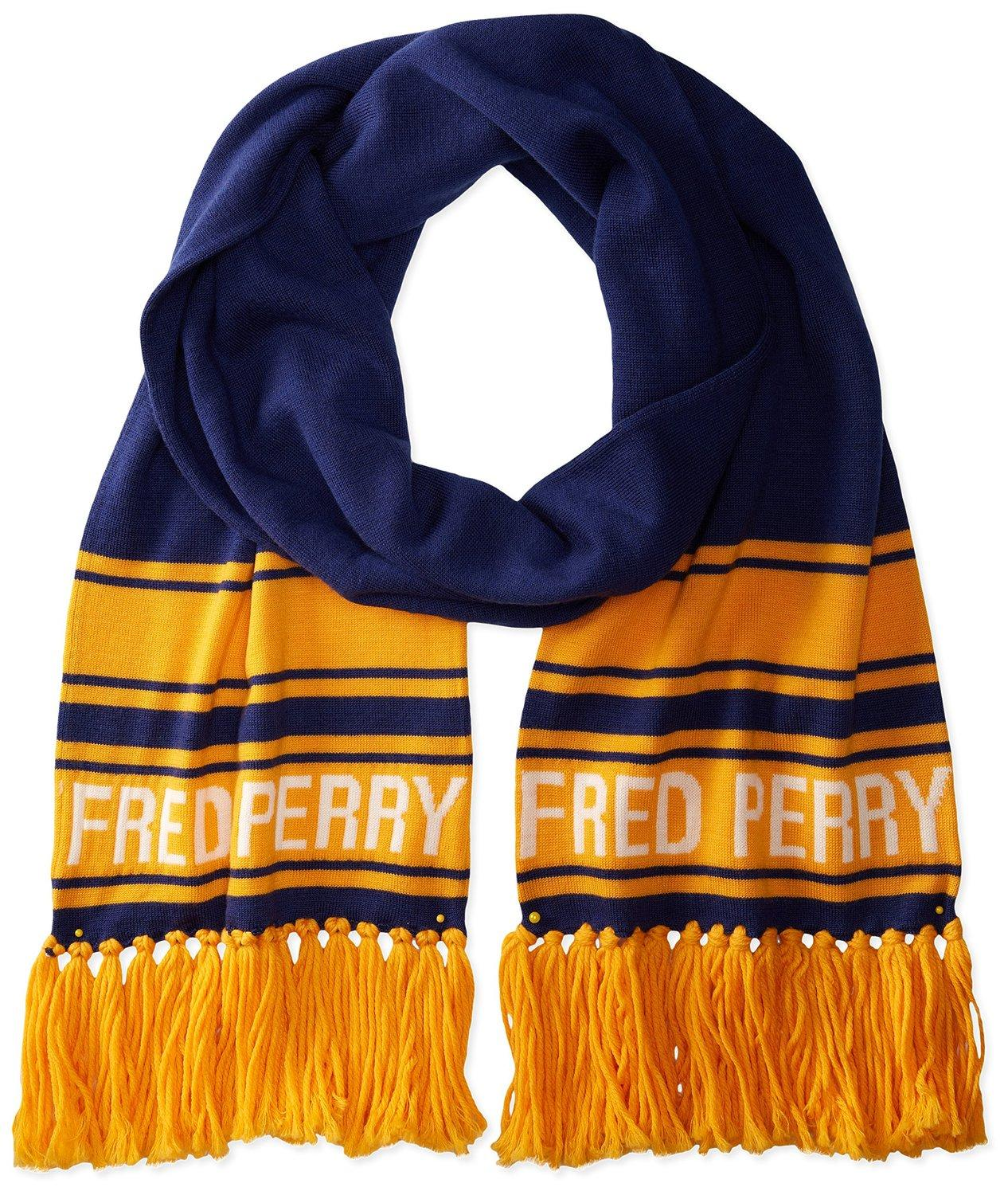 $26.16 Fred Perry Men's Ski Scarf