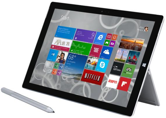 Great deals for Surface Pro 3@Microsoft Store