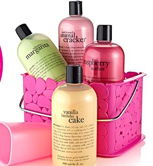 Free Shower Caddy & Removable Cup with $50 Impulse Beauty Purchase @ macys.com