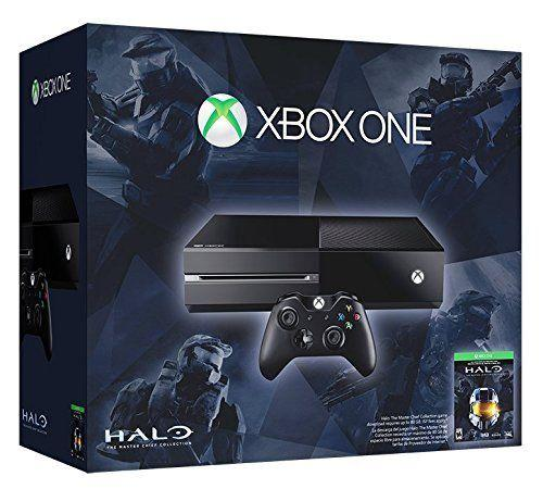 Microsoft Xbox One Halo: The Master Chief Collection Bundle