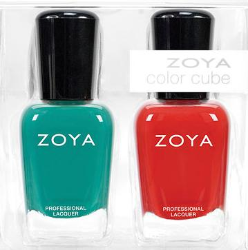 3 For $25 (6 Bottles)Color Tubes @ Zoya