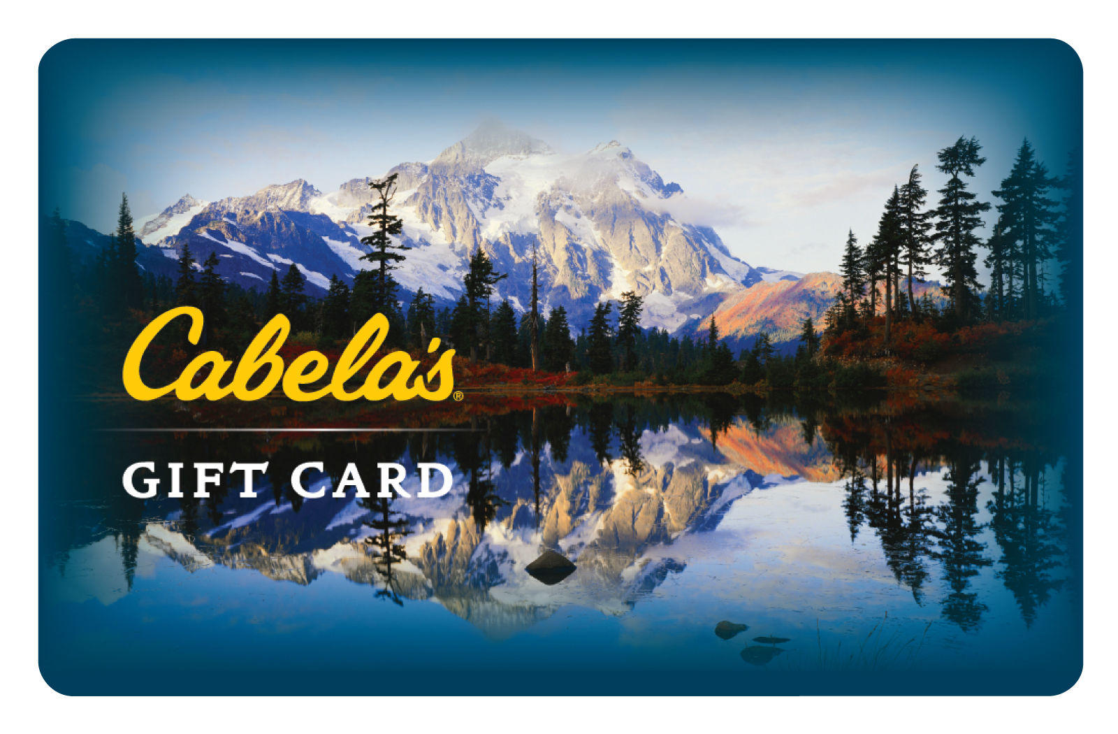 $40 + Free Shipping $50 Cabela's Gift Card