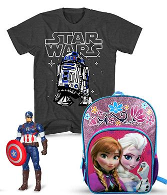 Buy 1 Get 1 50% off supplies, backpacks and more @ Target.com