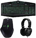 10% OFF! Great Deals for Dell Alienware TactX Gaming Accessories