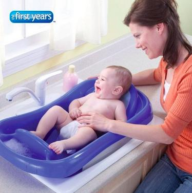 The First Years Infant To Toddler Tub with Sling