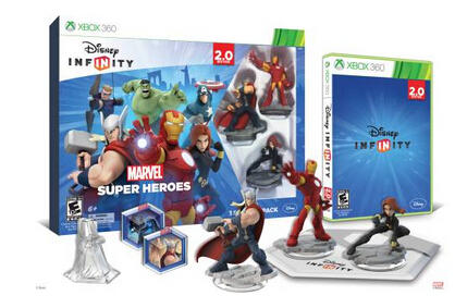 Up To 40% off On Disney Infinity @ Microsoft Store