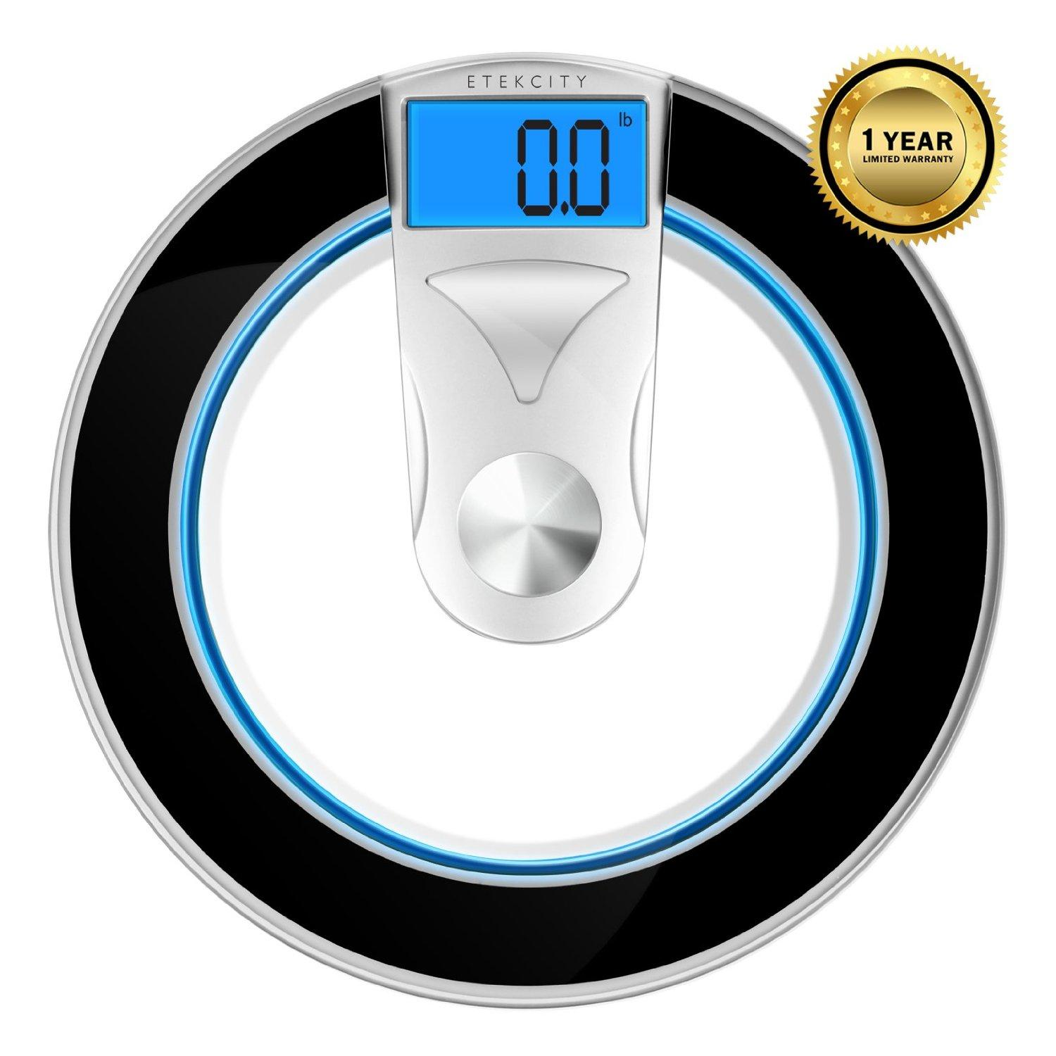 Etekcity 400lb /180kg Digital Bathroom Scale
