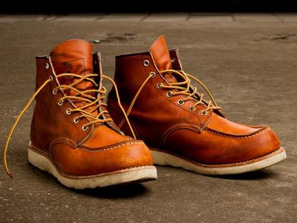 $169 Red Wing Moc Toe Boot (Nordstrom Exclusive) (Men)