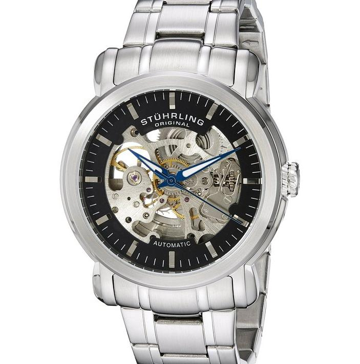 Extra 30% Off  Stuhrling Original Men's Automatic Self-Wind Watches