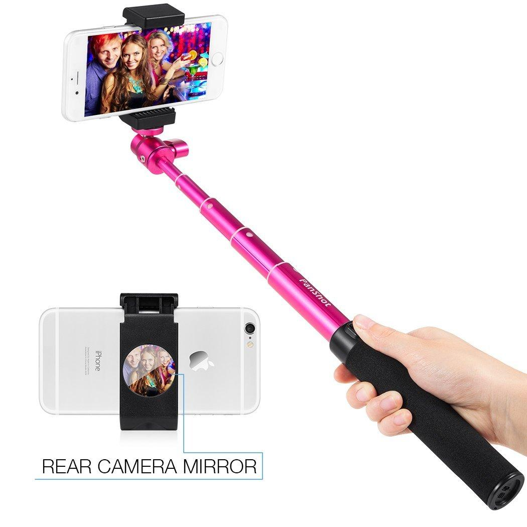 PanShot LT-B01 Bluetooth Self-portrait Monopod With Built-in Remote Shutter