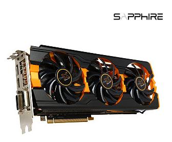 $259.99 SAPPHIRE 100361-4L Radeon R9 290X 4GB 512-Bit GDDR5 PCI Express 3.0 Tri-X OC(UEFI) Video Card