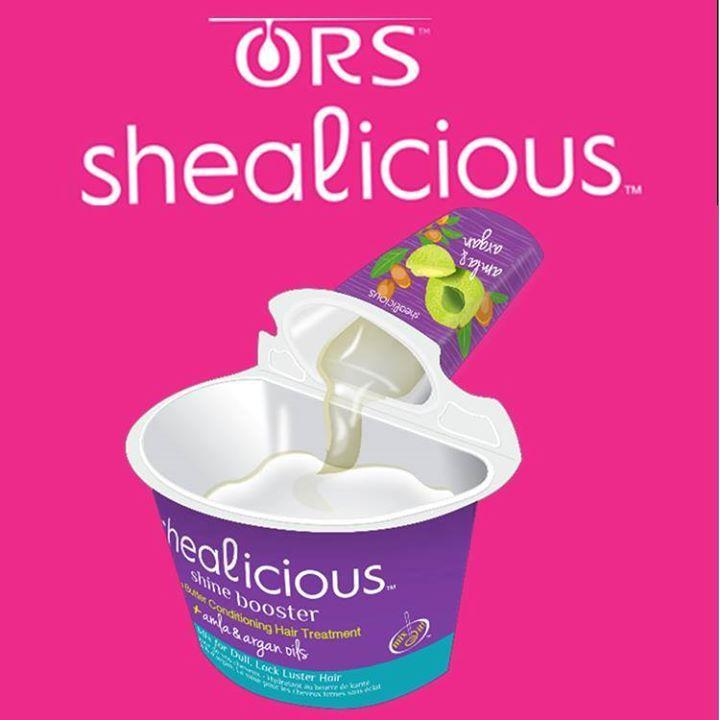 Free ORS Shealicious Hair Conditioning Cocktails Sample