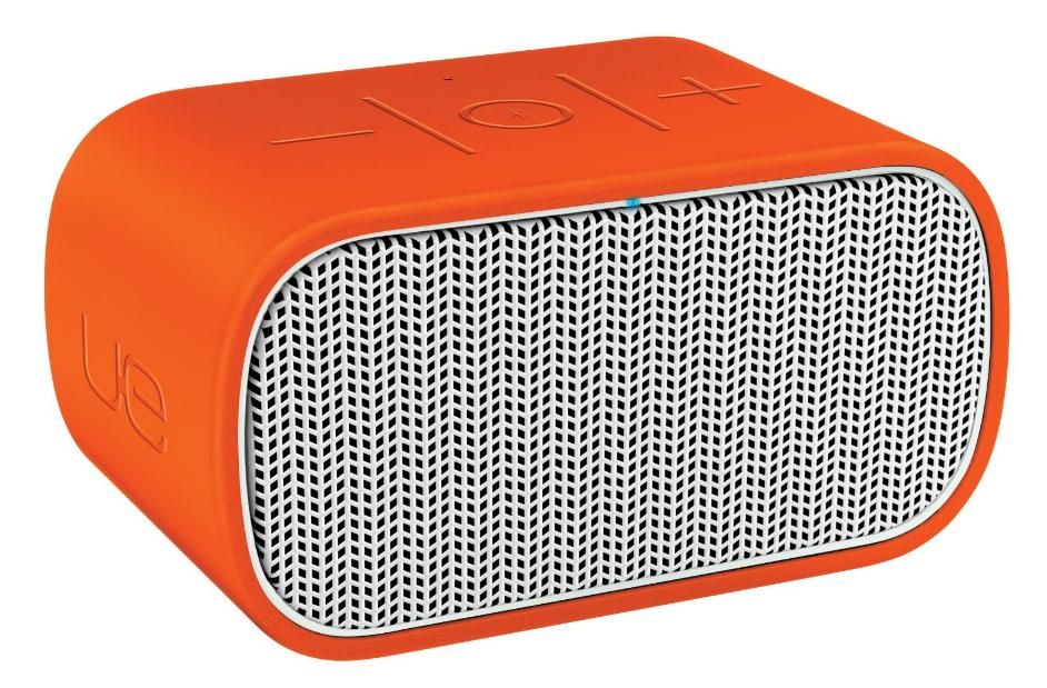 $54.99 Ultimate Ears MINI BOOM Wireless Bluetooth Speaker - Orange