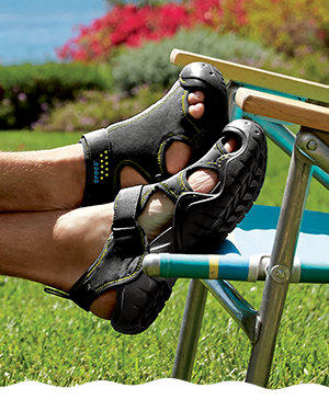 crocs Men's Swiftwater Sandal