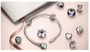 PANDORA The Iconic Gift Set for $105 (a $125 Value) With any PANDORA Charm Purchase @ Bloomingdales