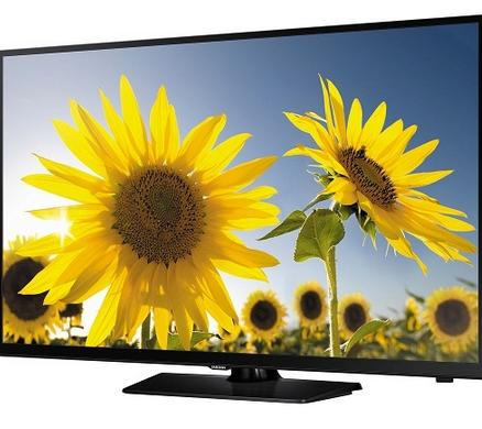 "$347.99 48"" Samsung 720p LED HDTV UN48H4005AF + $200 Dell eGift Card"