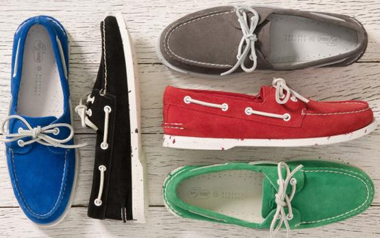 Up to 50% Off Men's  Sperry Top-Sider Boat Shoes @ 6PM.com